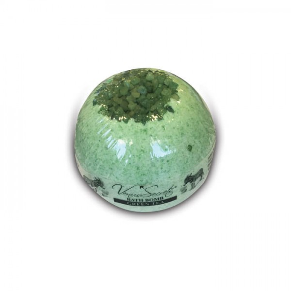 Bath Bomb Donkey Milk and Green Tea 190g