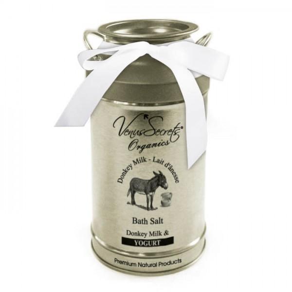 Bath Salt Donkey Milk and Yogurt 400g
