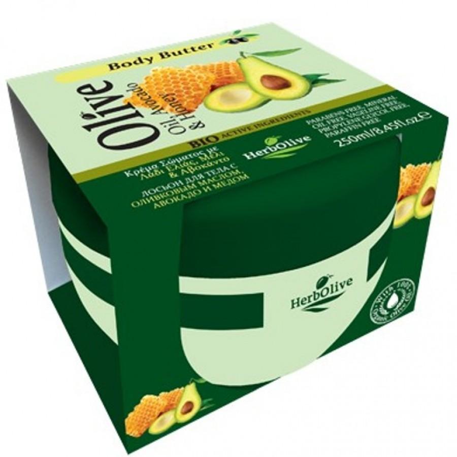 Herbolive Body Butter Avocado & Honey 250 ml
