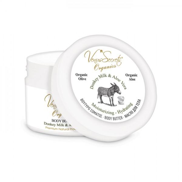 Body Butter Donkey Milk and Aloe Vera 280ml