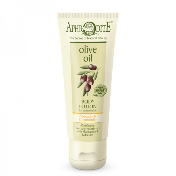 APHRODITE Comforting Body Lotion with Avocado & Chamomile 200ml / 6.76 fl oz