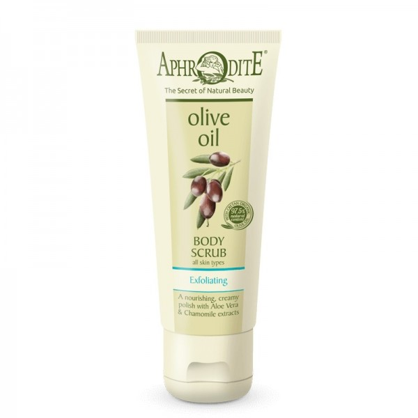 APHRODITE Exfoliating Body Scrub 200ml / 6.76 fl oz