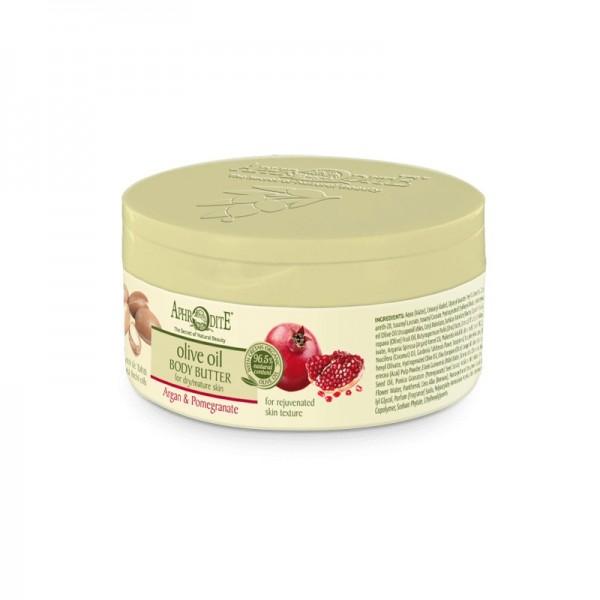 APHRODITE Regenerating Body Butter with Argan & Pomegranate 200ml / 6.76 fl oz
