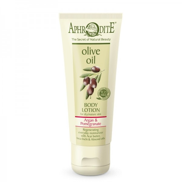 APHRODITE Regenerating Body Lotion with Argan & Pomegranate 200ml / 6.76 fl oz