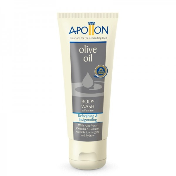 APOLLON Refreshing & Invigorating Body Wash 200ml / 6.76 fl oz