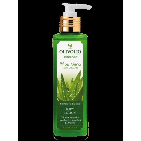 Olivolio Aloe Vera Body Lotion 250 ml