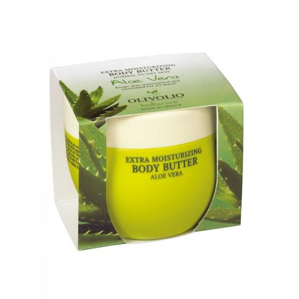 Olivolio Aloe Vera Body Butter 250 ml