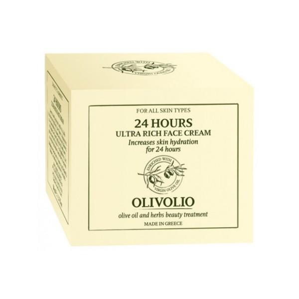 Olivolio 24 Hours Ultra Rich Face Cream 50 ml