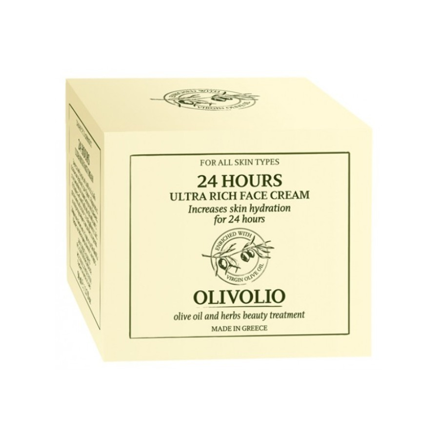 Olivolio 24 Hours Ultra Rich Face Cream 50 ml