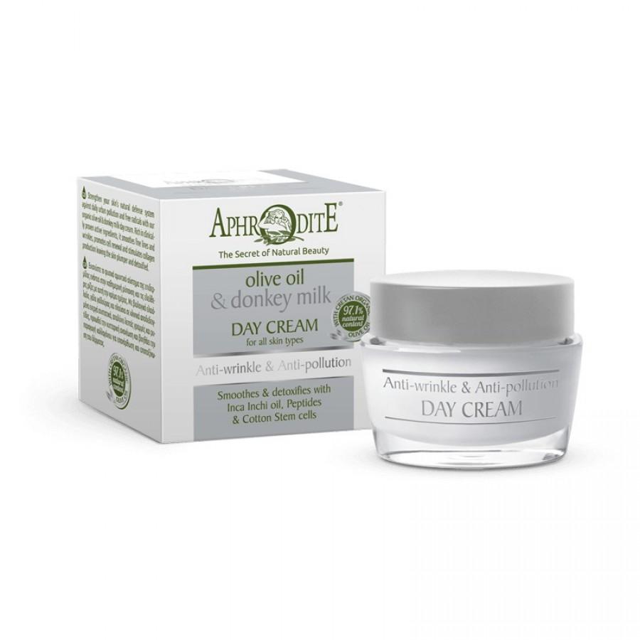 APHRODITE Anti-wrinkle & Anti-Pollution Day Cream 50ml / 1.70 fl oz