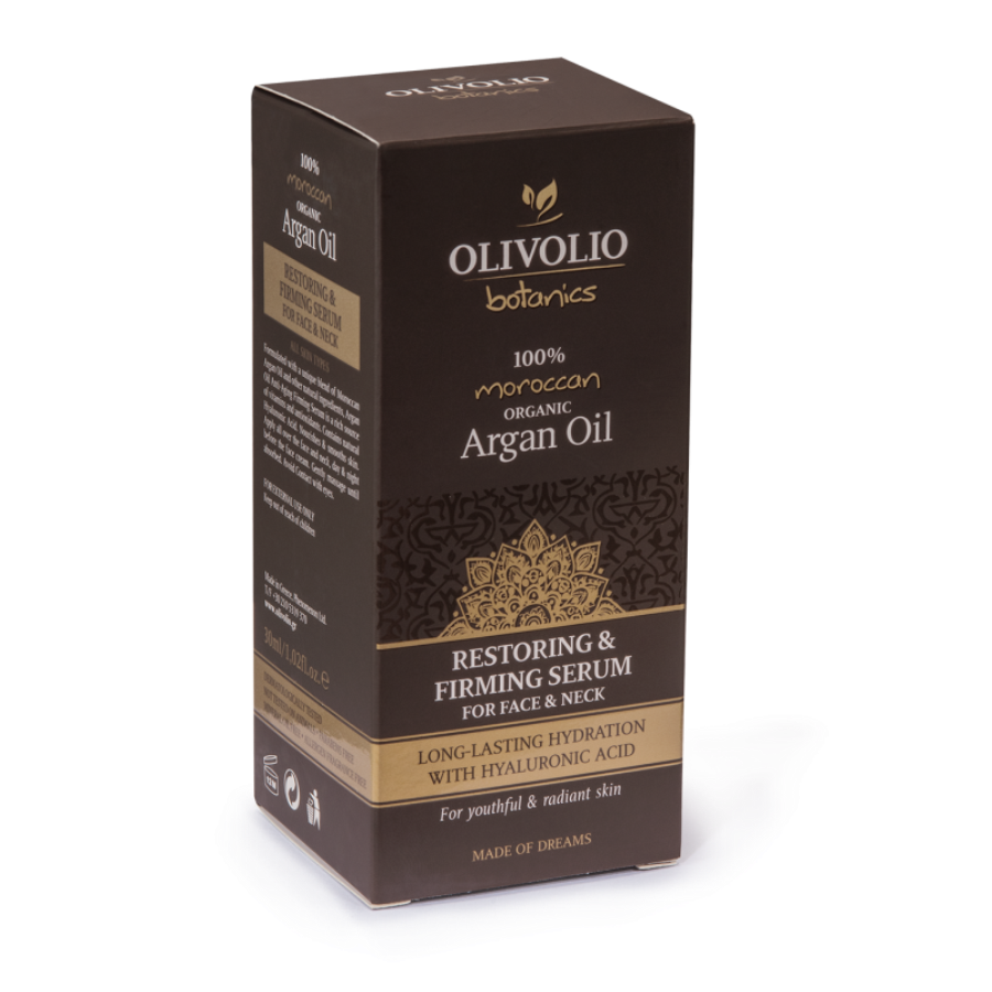 Olivolio Argan Oil Restoring & Firming Serum 30 ml