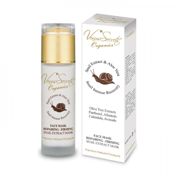 Face Mask Repairing-Firming Snail Extract and Aloe Vera 80ml