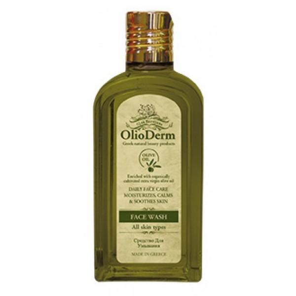 OlioDerm Face Wash 250 ml