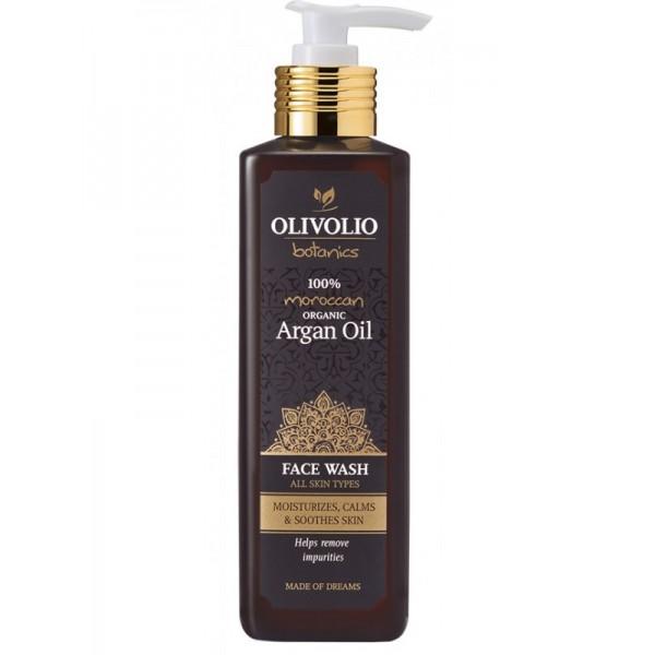 Olivolio Argan Oil Face Wash 250 ml