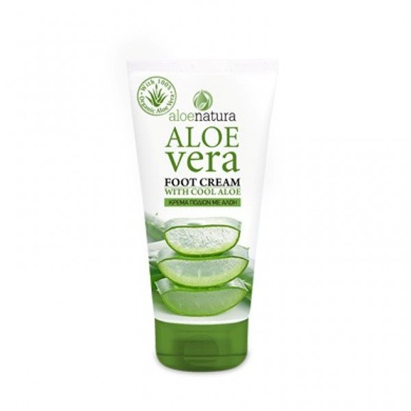 Aloe Natura Foot Cool Aloe Cream 150 ml