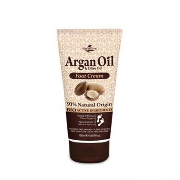 Argan Oil Foot Cream 150 ml