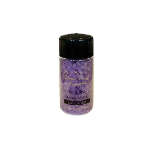 Foot Spa Donkey Milk and Lavender 75g