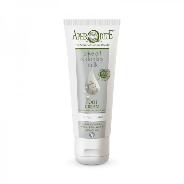 APHRODITE The Youth Elixir Foot Cream for dry skin/cracked heels 75ml / 2.53 fl oz