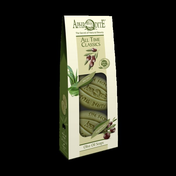 APHRODITE All Times Classic Two Soaps Gift Set 170gr / 5.74 oz