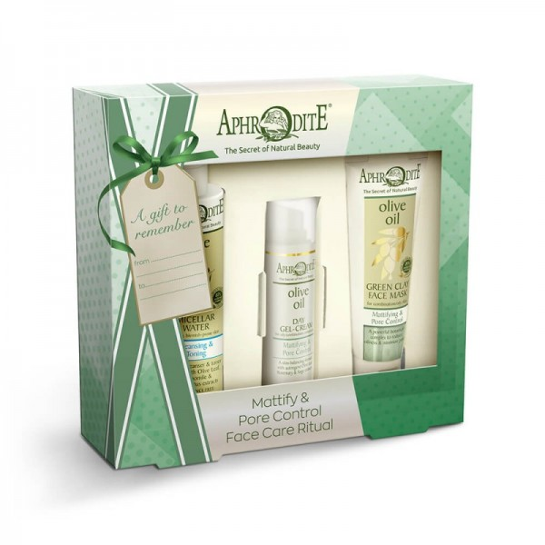 "APHRODITE Face Care ""Mattifying & Pore Control"" Gift Set 325g / 10.98 oz"