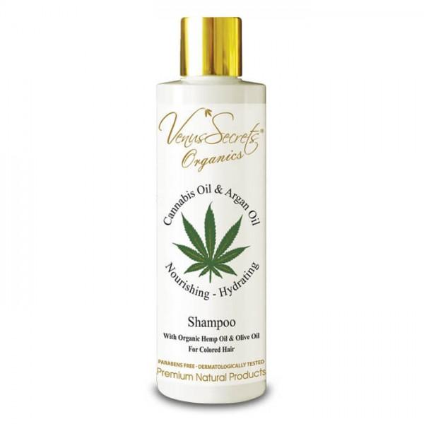 Shampoo Cannabis Oil and Argan Oil for Colored Hair 250ml