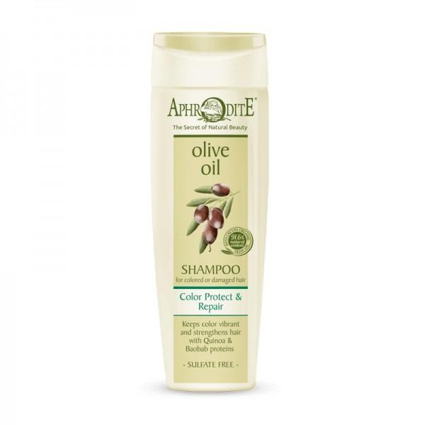 APHRODITE Color Protect & Repair Shampoo 250ml / 8.45 fl oz