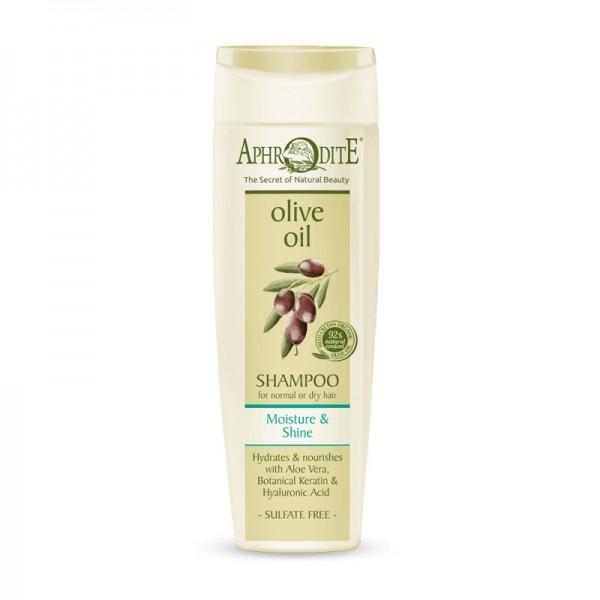 APHRODITE Moisture & Shine Shampoo 250ml / 8.45 fl oz