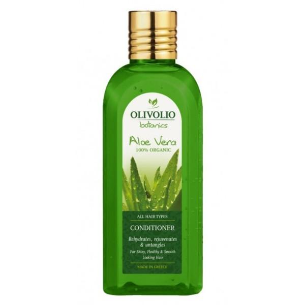 Olivolio Aloe Vera Conditioner All Hair Types 200 ml