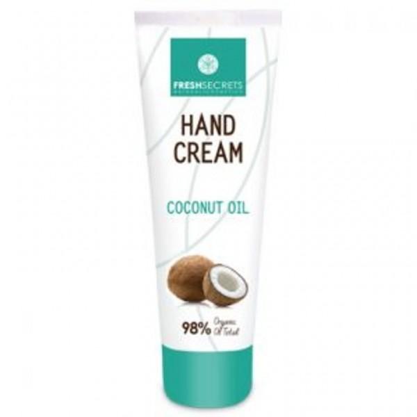 Fresh Secrets Hand Cream Coconut 100 ml