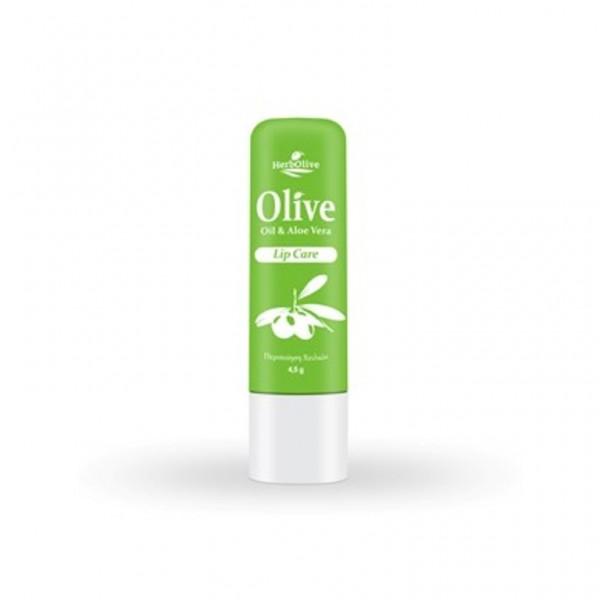 Herbolive Lip Balm With Aloe Vera 4,5 gr