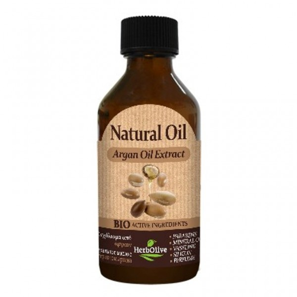 Herbolive Natural Argan Extract Oil 100 ml