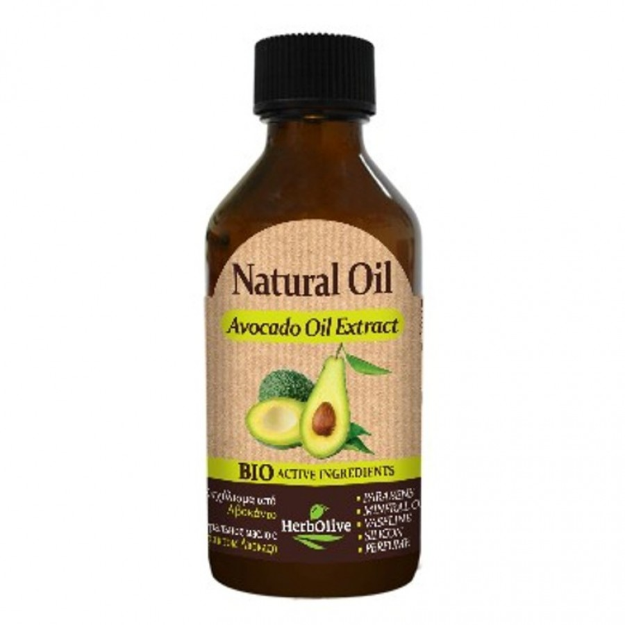 Herbolive Natural Avocado Extract Oil 100 ml