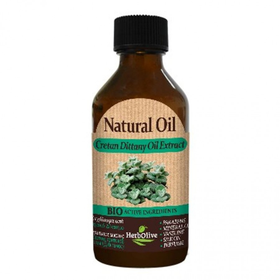 Herbolive Natural Dittany Extract Oil 100 ml