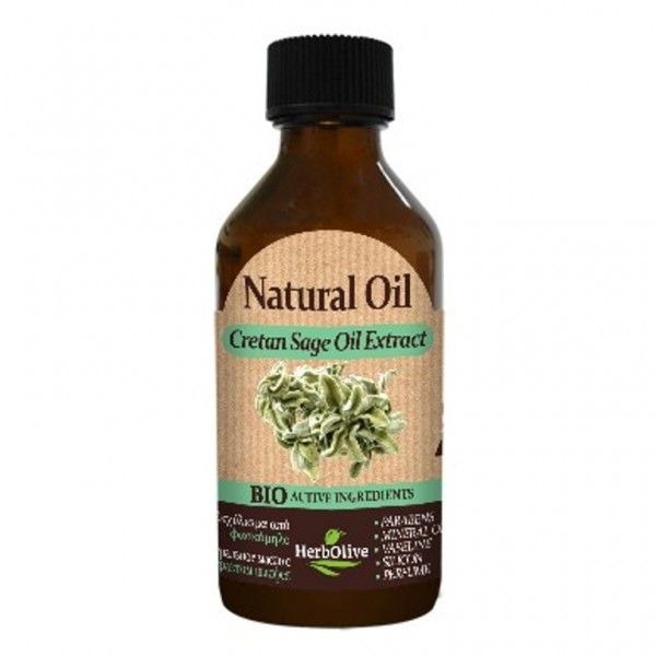 Herbolive Natural Sage Extract Oil 100 ml