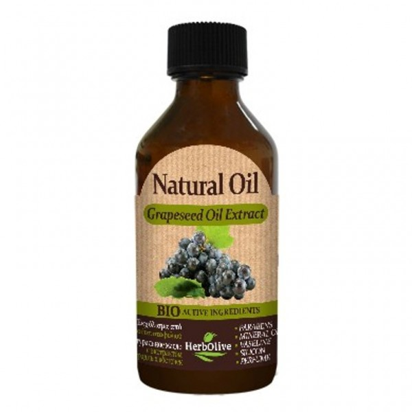 Herbolive Natural Grapeseed Extract Oil 100 ml