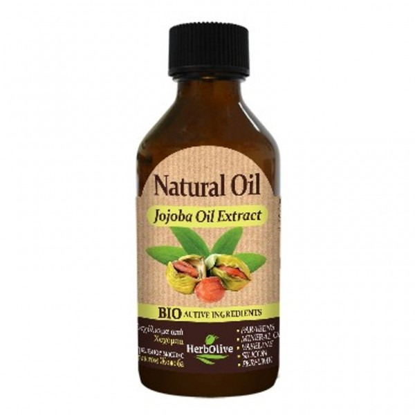 Herbolive Natural Jojoba Extract Oil 100 ml