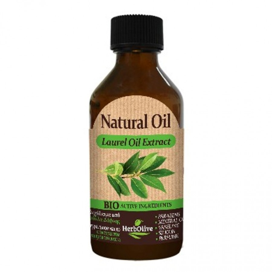 Herbolive Natural Laurel Extract Oil 100 ml