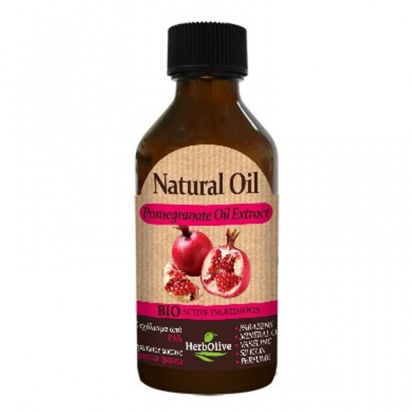 Herbolive Natural Pomegranate Extract Oil 100 ml