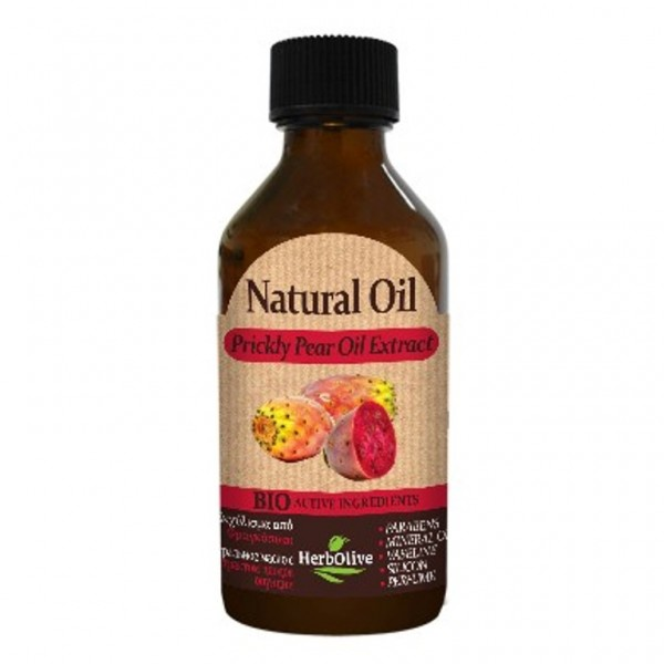 Herbolive Natural Prickly Pear Extract Oil 100 ml
