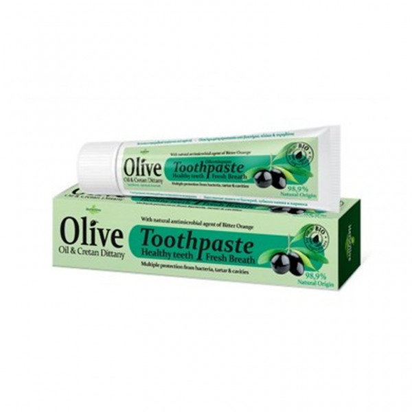 Herbolive Toothpaste With Olive Oil & Dittany 75 ml