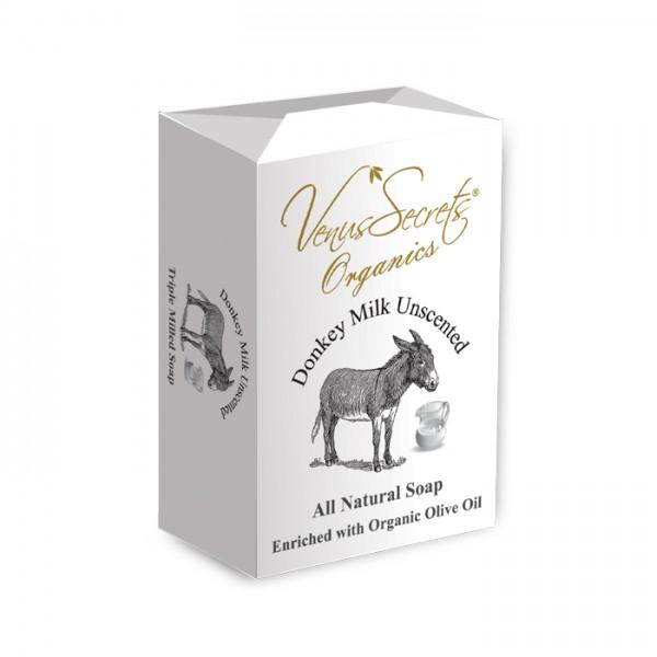 Soap Donkey Milk Unscented 150g
