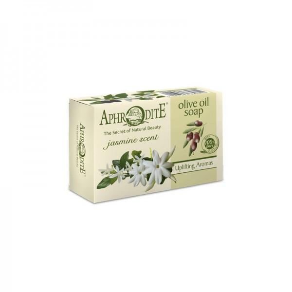 APHRODITE Olive oil soap with Jasmine scent 100g / 3.38 oz