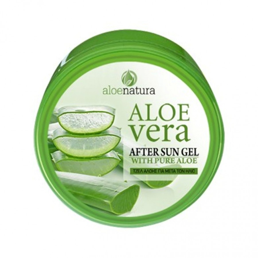 Aloe Natura After Sun Gel Aloe Vera 200 ml