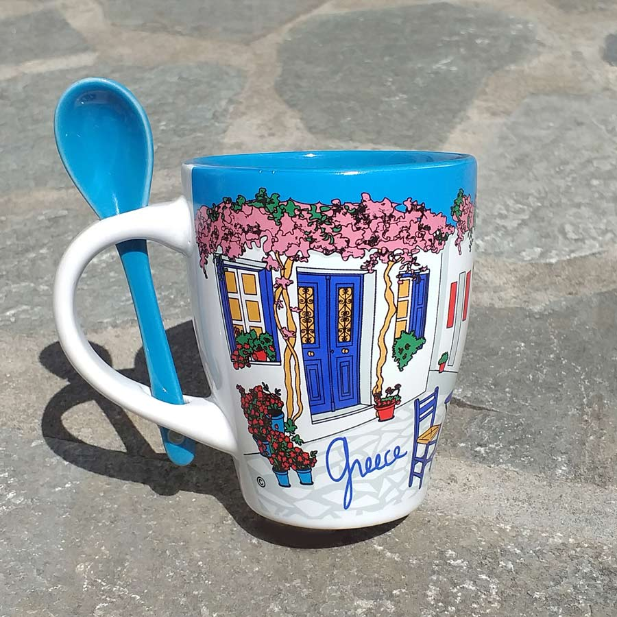 Mug Greece