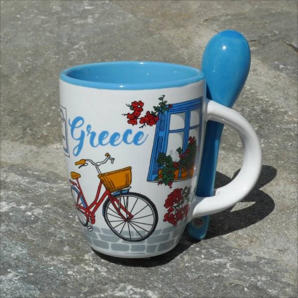 Mug Espresso Greece
