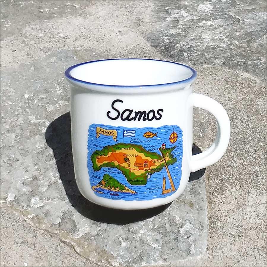 Mug Espresso Samos
