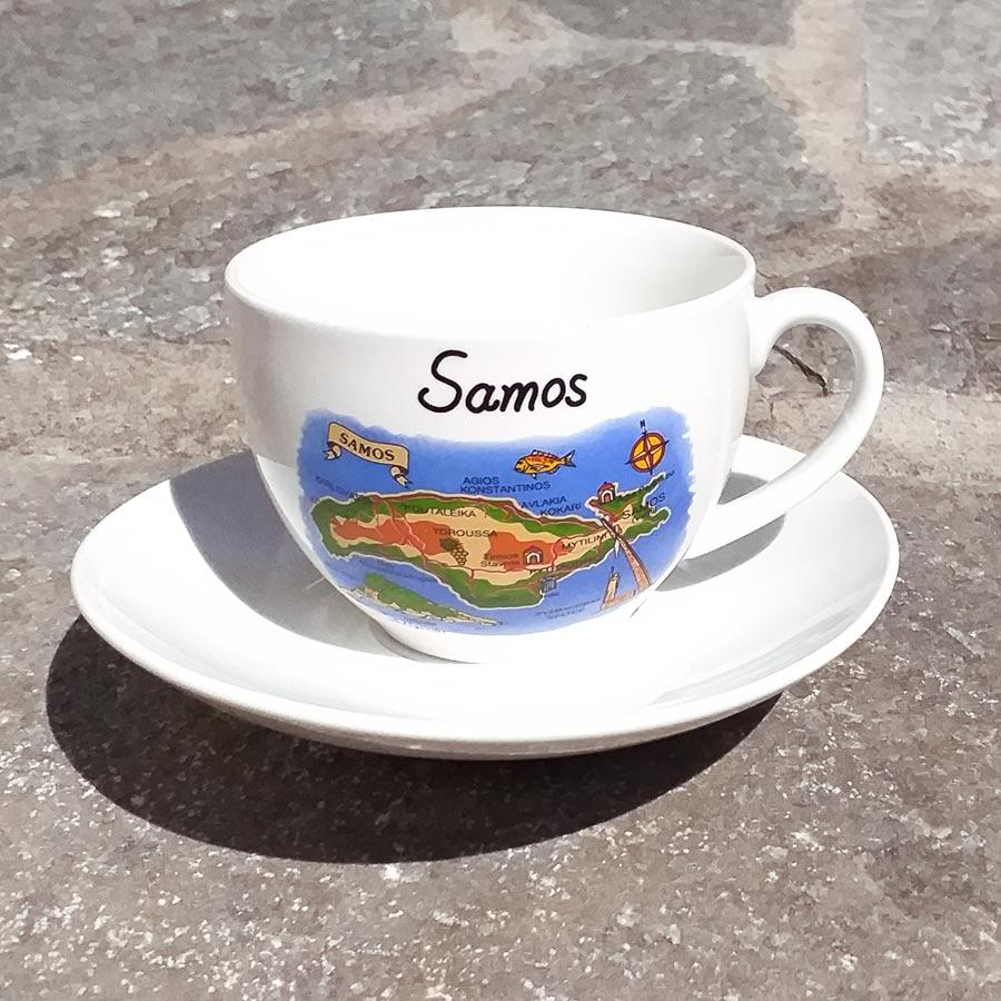Mug with Plate Set