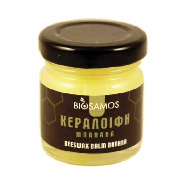 Beeswax Balm Banana (40ml)