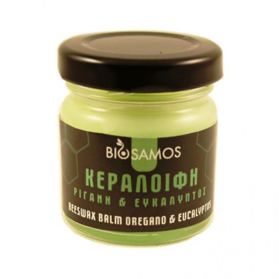 Beeswax Balm Oregano & Eucalyptus (40ml)