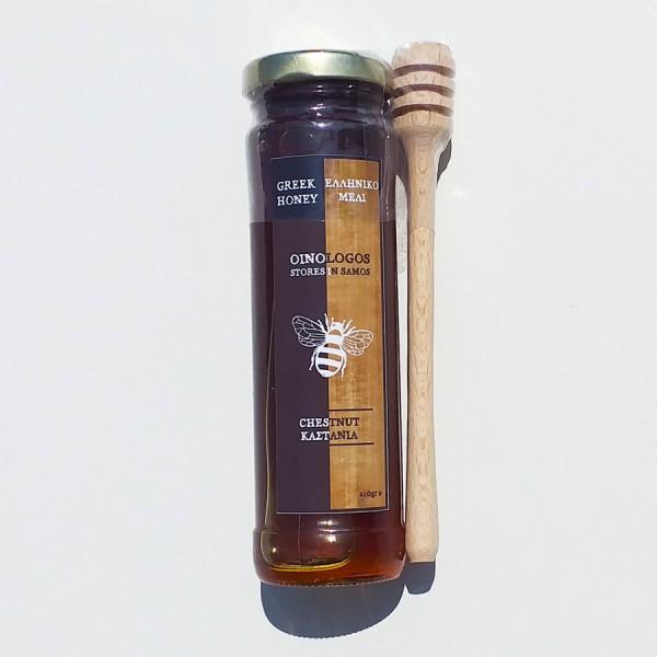 Chestnut Honey 210 gr